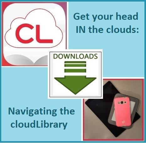 Navigating Cloud Library logo