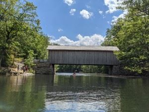 Covered Bridge A Lessard