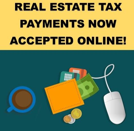 Online Real Estate Taxes