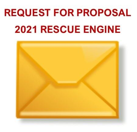 RESCUE ENGINE RFP